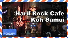 Hard Rock Cafe Koh Samui - Chaweng Beach attractions - http://quick.pw/1gzn #travel #tour #resort #holiday #travelfoodfair #vacation