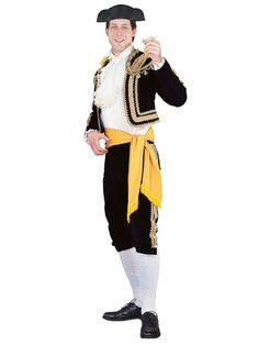 Check out Toreador Man Costume - Wholesale International Costumes for Men from Wholesale Halloween Costumes