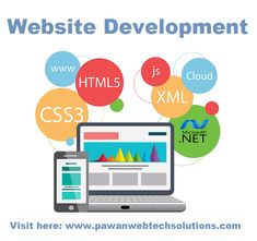 Find www.pawanwebtechsolutions.com #WebsiteDesigning&Development, #E-CommerceDesigning&Development. #WebsiteDevelopment plays a vital role in successful business marketing.