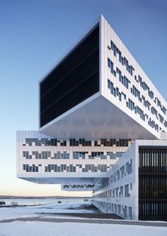 Statoil regional and international offices by A-lab as Architects: http://www.archello.com/en/project/statoil-regional-and-international-offices/11759 #architecture ☮k☮