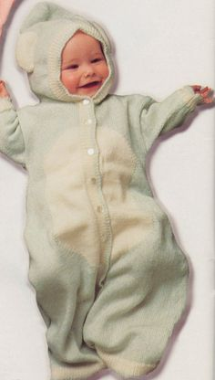 Nautilus Beret Knitting Pattern : 6 Baby Infant knitting patterns - Hat, jumper, pants, blanket, soft toys Ba...