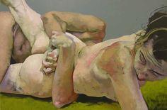 Sixtina, acrylic on canvas. Gallery 2005 - Hanjo Schmidt.