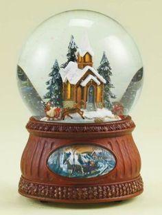 sleigh ride church snowglobe  http://www.victoriantradingco.com/store/catalogimages/4f/i12032.html#