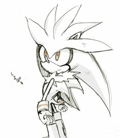 cool silver the hedgehog pictures | Silver:. - silver-the-hedgehog Fan Art