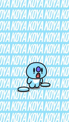 BTS KOYA WALLPAPER KIMNAMJOON RAPMONSTER BT21