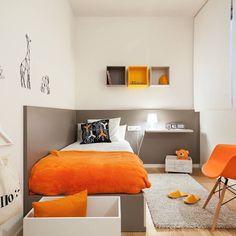 Dormitorios infantiles modernos de Home Deco Decoración