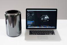 Mac Pro and Macbook Pro