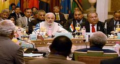 PM Modi Bats for Space Station in a Pacific Islands Country  Pushing for deeper cooperation with 14 nations of strategically-located Pacific region, Prime Minister Narendra Modi today announced a number of initiatives, including setting up of a space station in any of the countries and developing capacities in disaster management.  Addressing the Summit of Forum for India-Pacific Island Conference (FIPIC) here, he said cooperation could immediately begin with research collaboration and…