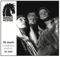 Band og Horse Dj-set