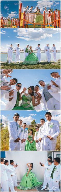 Quinceanera. Detroit based photography. Silver Lights photography, a studio that specializes in Quinceanera photography, also in weddings, graduations, engagements, modeling, etc.