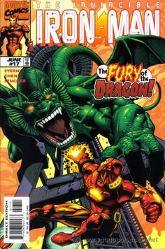 IRON MAN #17, MARVEL, 1.999, USA