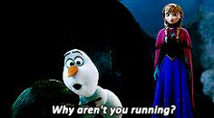 Why aren't you running? (gif)