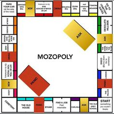 Let's play Mozopoly!!! #Morrissey