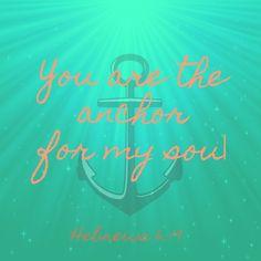 anchor bible verse f