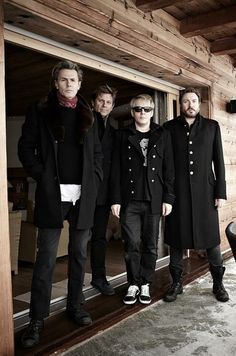 Duran Duran...I luv u guys!