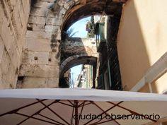 ruinas vs decorado [o como el turismo afecta a las ciudades]