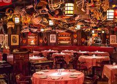13 Legendary NYC Restaurants to Put on Your Bucket List