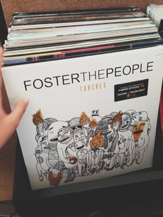 Foster the People's Torches was an amazing start to a band. Pretty rare for me to adore and entire album but this band has won my complete love twice now.