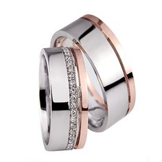 16 Best Verighete Images Rings Wedding Bands Jewelries