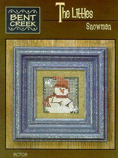 Littles - Snowman - Bent Creek