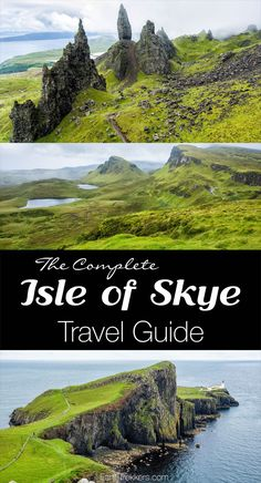 Isle of Skye Travel Guide. Everything you need to know: where to stay, where to eat, best places to visit, hiking, photography, and travel inspiration.