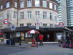 Warren Street London Underground Stations, Entrance, England, Street View, Building, Places, Image, Tube, Google Search