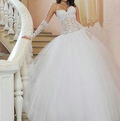 ♥ Brautkleid Neu mit Reifrock ♥  Ansehen: http://www.brautboerse.de/brautkleid-verkaufen/brautkleid-neu-mit-reifrock/   #Brautkleider #Hochzeit #Wedding