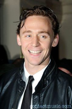 Tom Hiddleson-- loved him in War Horse and Thor, and can't wait to see him again in Avengers.