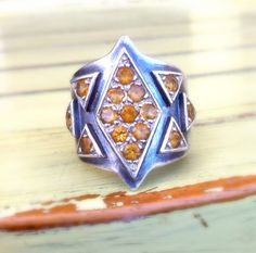 Men silver ring. Star of david silver men ring with by shmukies