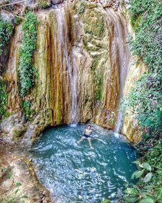 Kedung Pedut Waterfall Yogyakarta. Great picture by @georgerizkiwibowo #IamTravellingAreYou #Yogyakarta_waterspot #fajri_harahap