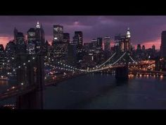 New York Time Lapse - Brooklyn / Manhattan Bridge