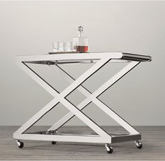 The Alchemist of Food: The Bar Cart Movement