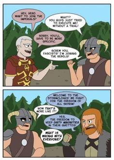 Funny The Elder Scrolls: Skyrim memes The Elder Scrolls, Elder Scrolls Memes, Elder Scrolls Skyrim, Video Game Memes, Video Games Funny, Funny Games, Skyrim Comic, Skyrim Funny, Skyrim Fanart