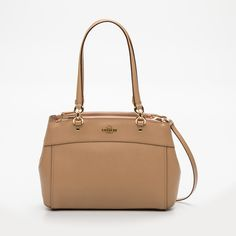 now on eboutic. New York Style, Brand Ambassador, Coach Handbags, Modern Luxury, Free Spirit, Beige, Wallet, Leather, Fashion
