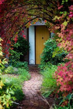 Autumn in Canberra - Australia