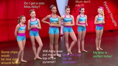 Dance Moms Quotes, Dance Moms Funny, Dance Moms Facts, Dance Memes, Dance Humor, Dance Moms Chloe, Dance Moms Dancers, Dance Moms Girls, Mom Jokes