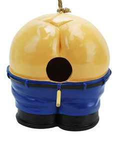 Look at this Mooning Birdhouse on #zulily today!