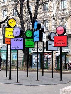 Wayfinding signage ideas!