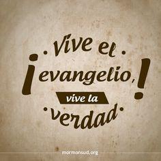 Vive el evangelio