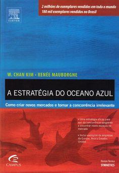 O livro apresenta uma nova maneira de pensar sobre estratégia, resultando em uma criação de novos espaços (o oceano azul) e uma separação da concorrência (o oceano vermelho).