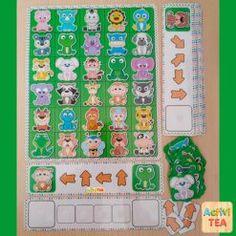 Imprimibles e Ideas! Letter Activities, Preschool Activities, Lettering, Education, Puzzle, Activities For Autistic Children, Infant Activities, Model, Autism