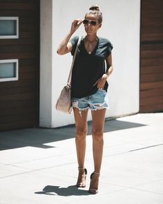 Office Space Top - Charcoal Stay Classy, Easy Wear, Final Sale, Spring Summer Fashion, Charcoal, Casual Outfits, Short Sleeves, Sporty, Style Inspiration