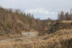 Fosforiidimaa / Former phosphate rock mining area Estonia by Retked Country Roads, Explore, Mountains, Rock, Nature, Travel, Naturaleza, Viajes, Skirt