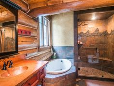 Luxury Mountain Cabin At Brighton Ski Resort,... - VRBO