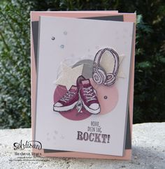 Stampin' Up! Stempelset Echt cool - Barbaras Kreativ-Sudio