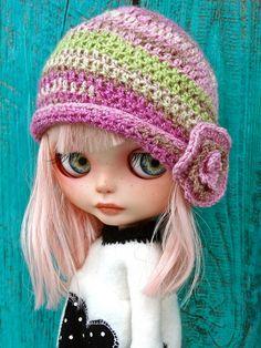 April by Marina's art dolls, via Flickr