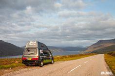 10 (+1) rutas por Europa en furgoneta o autocaravana recomendadas por blogueros | mundo turistico Campervan, Motorhome, Scotland, Road Trip, Places To Visit, Camping, Mountains, Awesome, Valencia