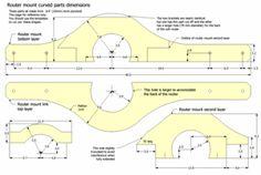3-D pantograph plans
