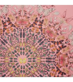 Damien Hirst for Alexander McQueen Limited Edition Scarf