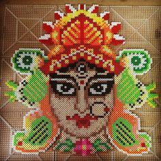 Hindu perler Instagram photo by @capriciousarts (Terri Mitchell~) | Iconosquare